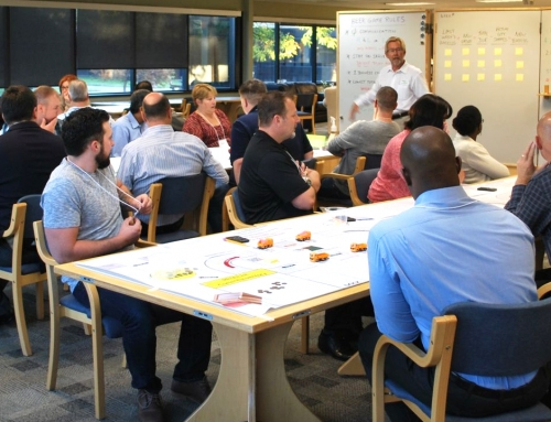 Lean Learning Center's 2017 Lean Experience Course Schedules Now Available